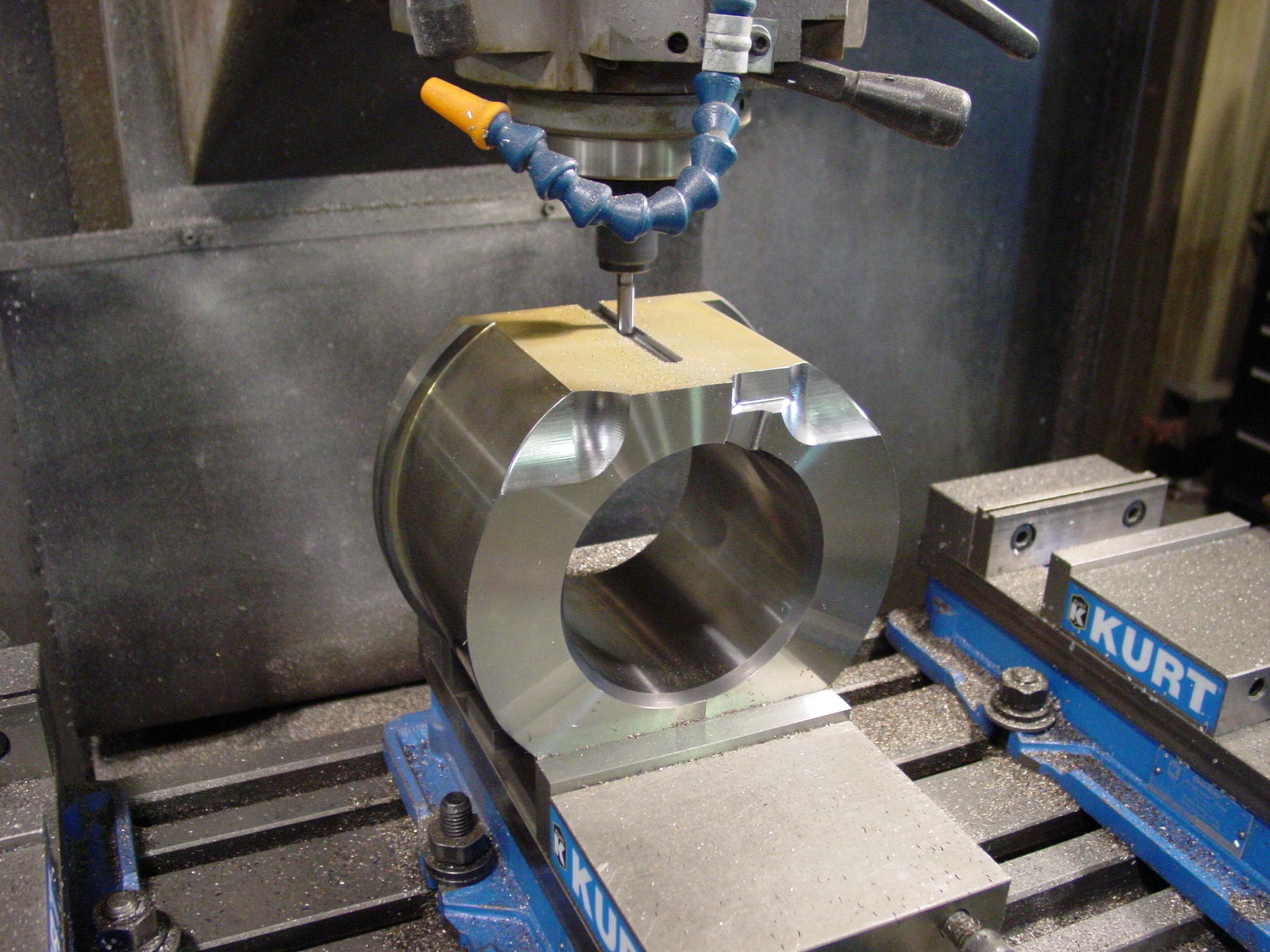 Acro Engineering Cnc Machining